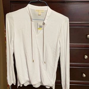 Pullover Blouse. NWT